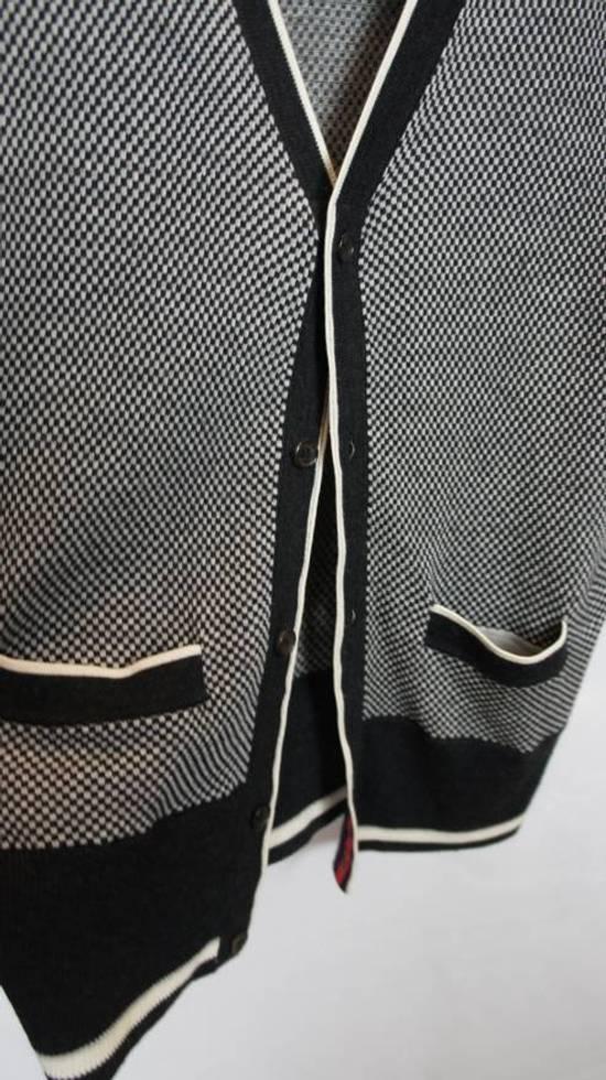 Thom Browne Black feece vest Size US L / EU 52-54 / 3 - 1