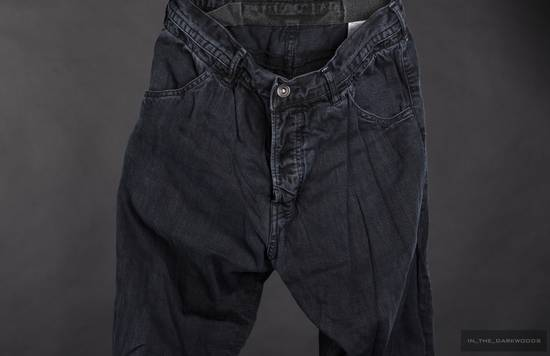 Julius 2014SS knit denim biker skinny pants Size US 28 / EU 44 - 3