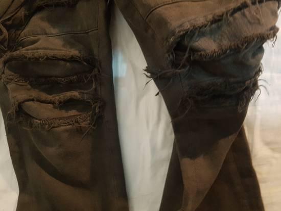 Julius Julius Distressed Gasmask Cargo Pants Size US 30 / EU 46 - 11