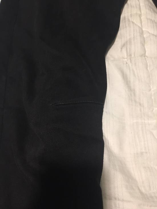 Balmain Balmain Faded Black Skinny Jeans Size US 32 / EU 48 - 1