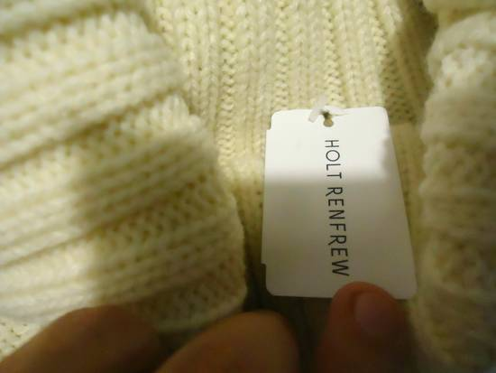 Thom Browne Cable Knit Wool Sweater Size US M / EU 48-50 / 2 - 4