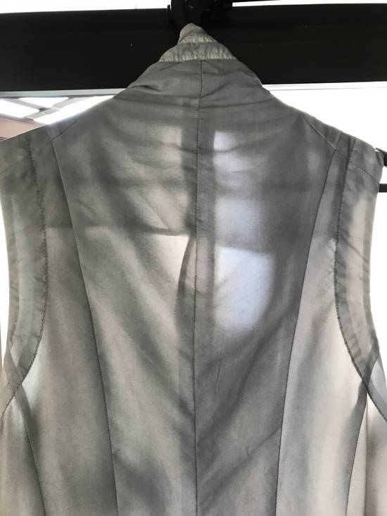 Julius SS14 long vest Size US M / EU 48-50 / 2 - 8