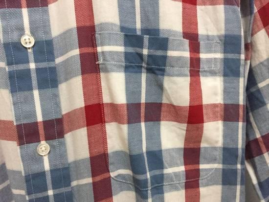 Thom Browne Men's Thom Browne New York Plaids Oxford Shirt Sz 1 Size US S / EU 44-46 / 1 - 5