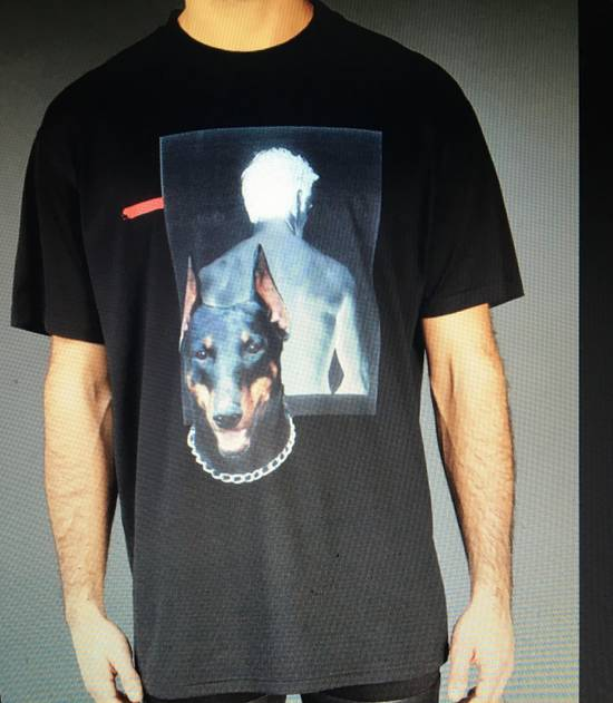 Givenchy Givenchy Shadow Doberman Colombian fit T-shirt Size US M / EU 48-50 / 2 - 3