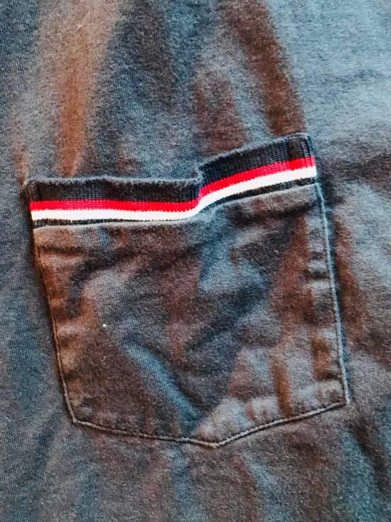 Thom Browne Navy T-Shirt Size 4 Size US L / EU 52-54 / 3 - 4