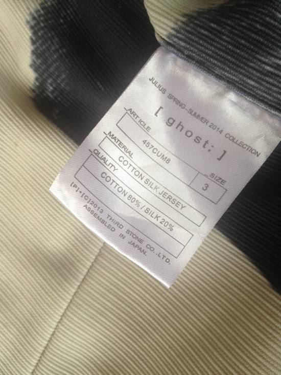 Julius BN w/o T Silk & Cotton Jersey Drop Crotch Shorts Size US 32 / EU 48 - 4