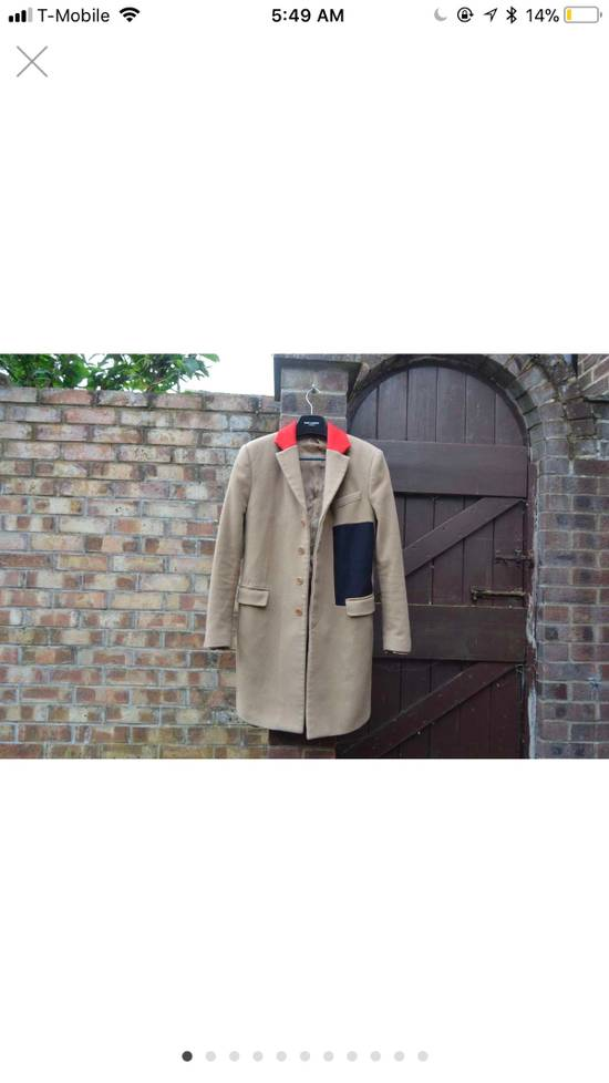 Givenchy Givenchy Cashmere Cashmere Color Block Coat Size US M / EU 48-50 / 2 - 4