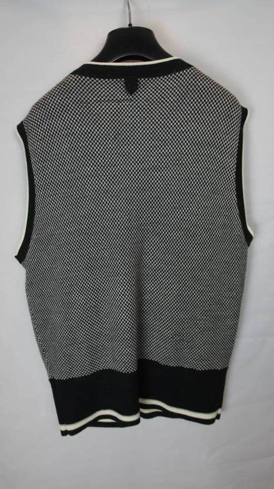 Thom Browne Black feece vest Size US L / EU 52-54 / 3 - 2