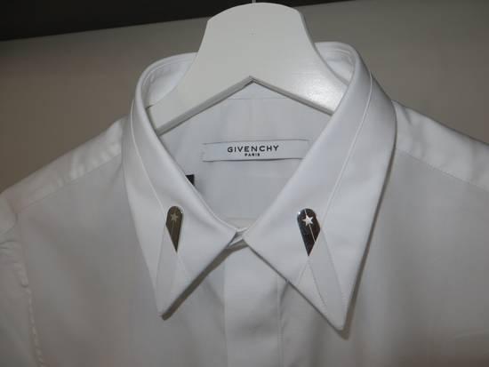 Givenchy Metallic star collar tip shirt Size US S / EU 44-46 / 1