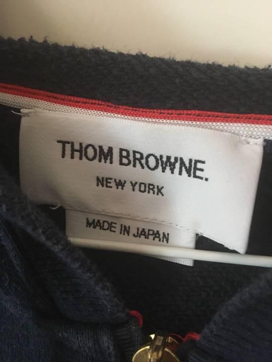 Thom Browne vintage navy hoodie Size US S / EU 44-46 / 1 - 2