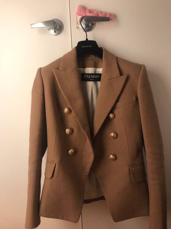 Balmain Brand New Balmain Jacket Blazer Size US S / EU 44-46 / 1