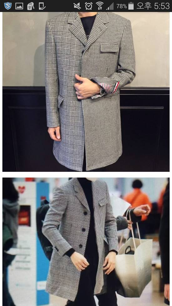 Thom Browne 15 fw funmix houndstooth coat Size US S / EU 44-46 / 1