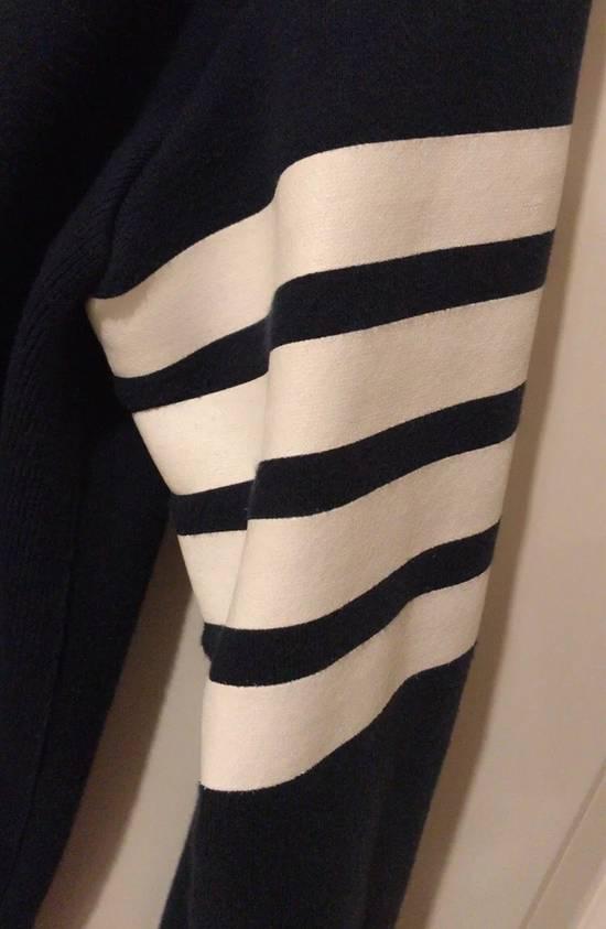 Thom Browne Printed 4 Stripes Signature Sweatshirt Size US XS / EU 42 / 0 - 4
