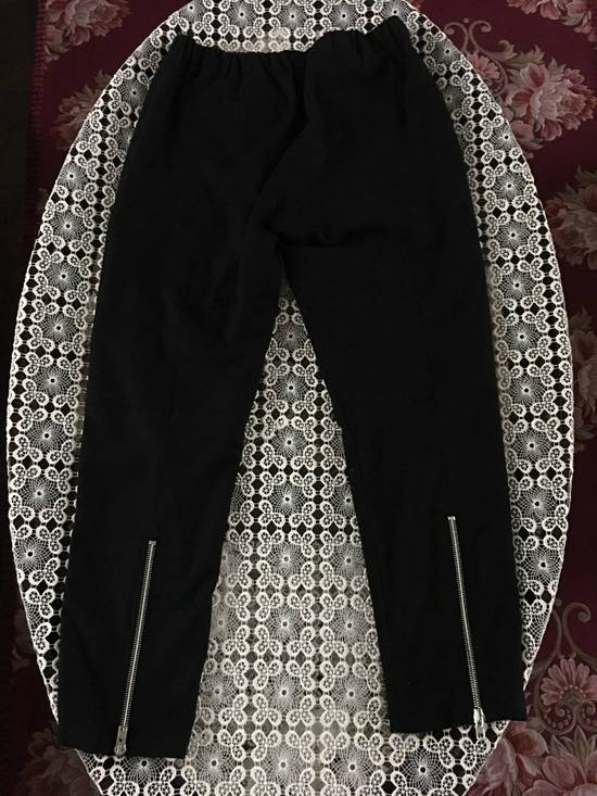 Givenchy Zip Detailed Sweat Pants Size US 34 / EU 50 - 1
