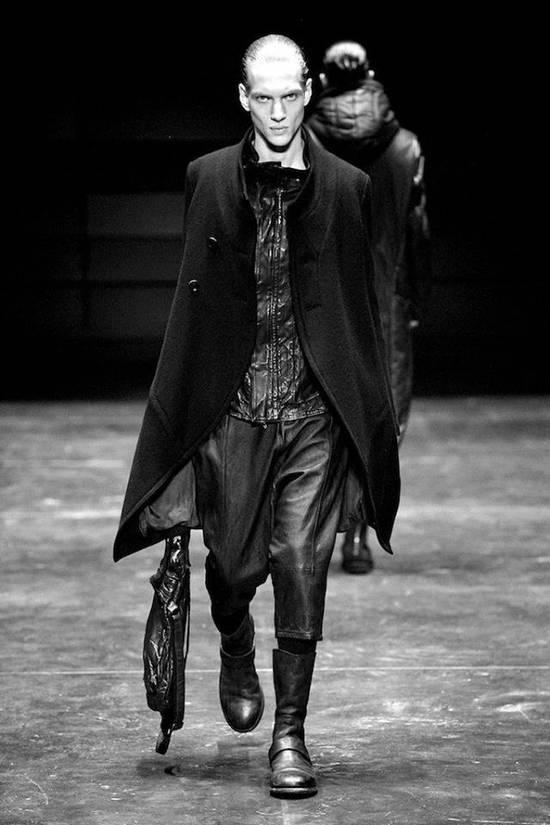 Julius Leather Shorts Size US 32 / EU 48