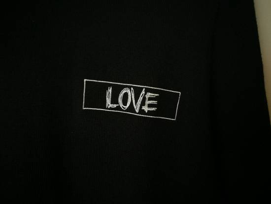 """Givenchy """"Love"""" Sweater Size US M / EU 48-50 / 2 - 1"""