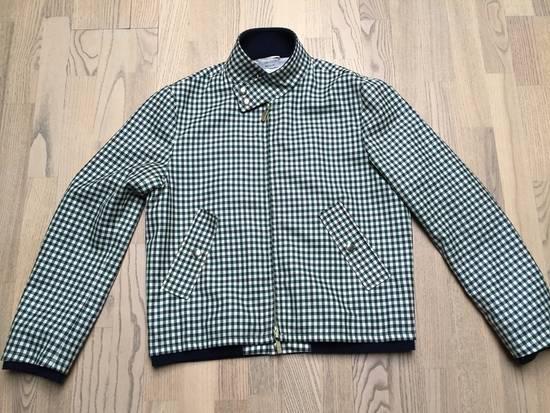 Thom Browne Gingham check wool/cashmere Harrington Jacket Size US S / EU 44-46 / 1