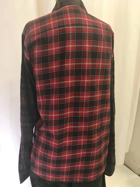 Givenchy Givenchy Plaid Button Up Size US S / EU 44-46 / 1 - 2