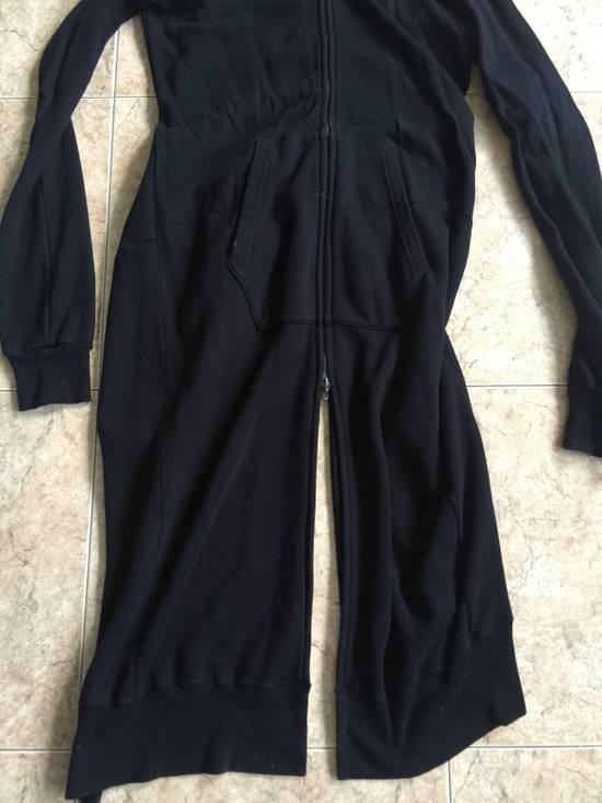 Julius AW 07 long sweat hoodie coat Size US M / EU 48-50 / 2 - 5
