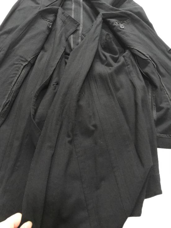 Julius SS12 layered front panel coat Size US M / EU 48-50 / 2 - 4