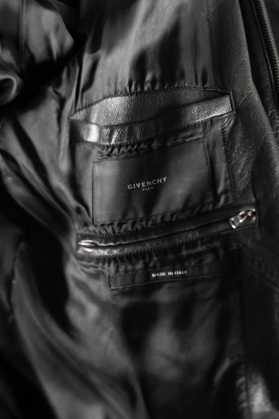 Givenchy Black leather jacket. Size US M / EU 48-50 / 2 - 8
