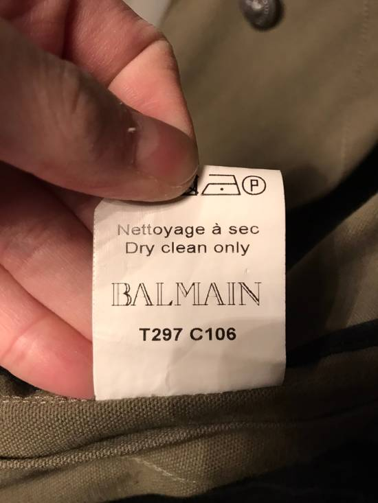 Balmain Balmain Military Jacket Size US S / EU 44-46 / 1 - 4