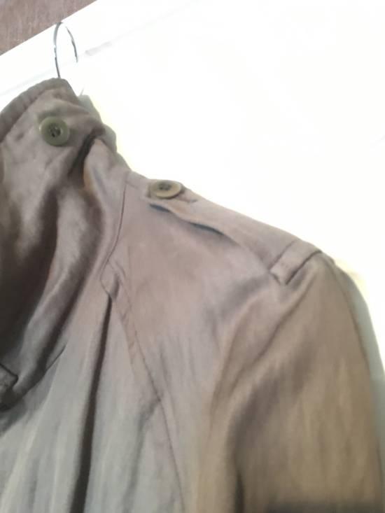 Julius AW07 Khaki light coat Size US M / EU 48-50 / 2 - 4
