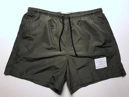 Thom Browne classic swim trunk in medium grey Size US 30 / EU 46 - 1