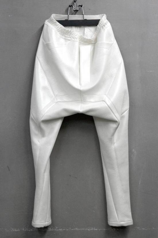 Julius SS15 Structured Dropcrotch Pants Size US 31