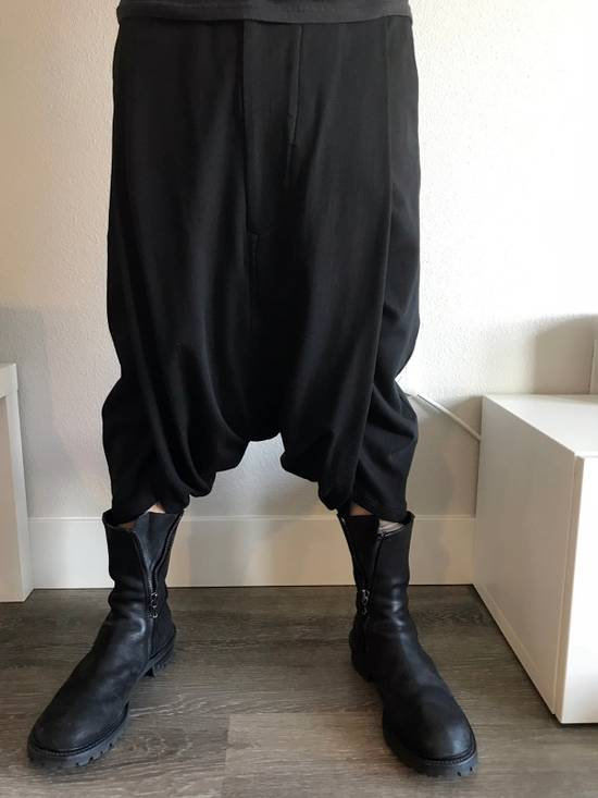 Julius NiLoS (Julius_7) Drop Crotch Pants / Size 3 Size US 32 / EU 48