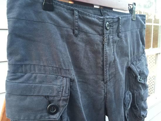 Julius SS10 Neurbanvolker Cargo Shorts Size US 32 / EU 48 - 3