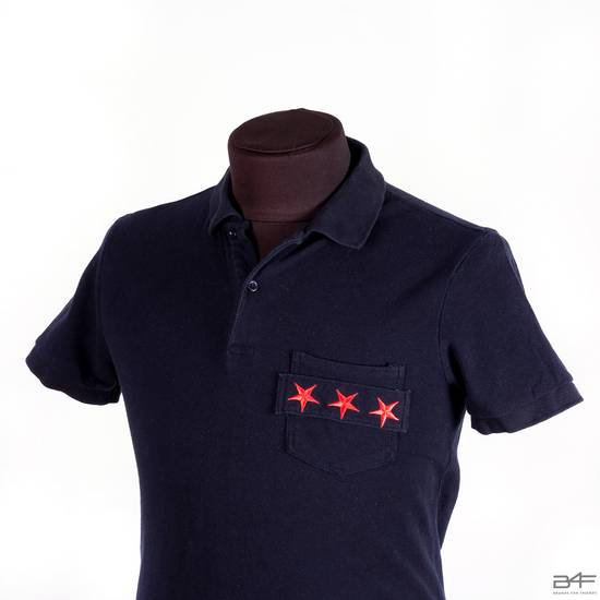 Givenchy Embroidered Star Polo Shirt Size US L / EU 52-54 / 3 - 1
