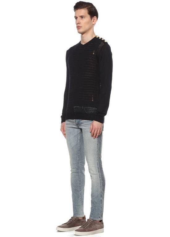 Balmain Side Detail Jeans Size US 32 / EU 48 - 1