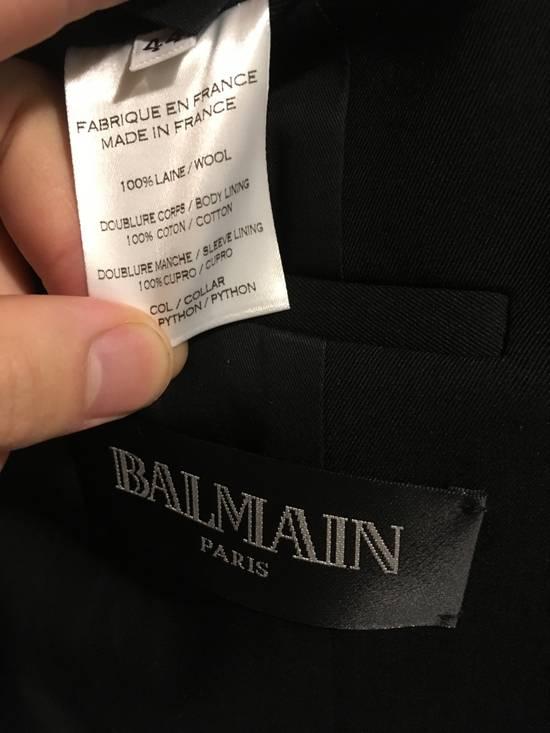 Balmain SS12 Python Blazer Size 34R - 10