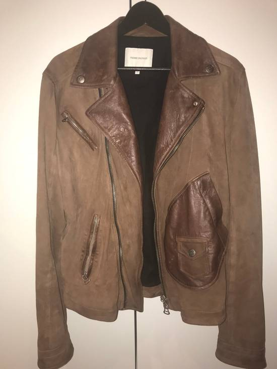 Balmain Balmain Leather Jacket Size US L / EU 52-54 / 3
