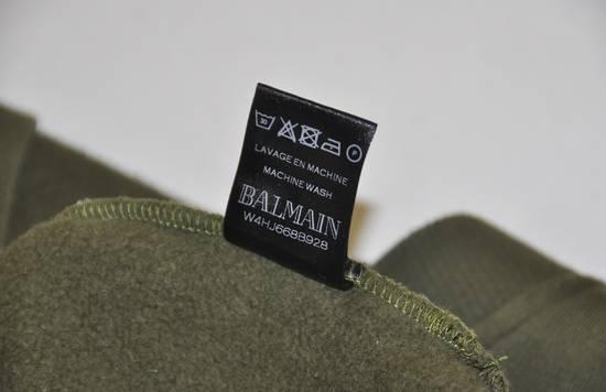 Balmain Balmain Khaki Sweatshirt Size US M / EU 48-50 / 2 - 7