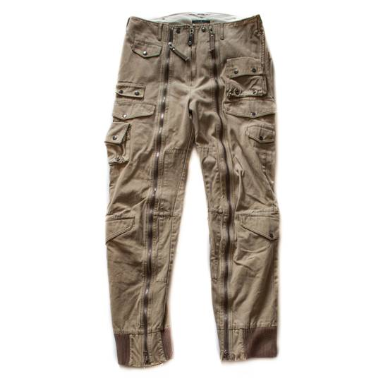 "Julius AW06 ""FIXED"" ZIPPER CARGO PANTS Size US 32 / EU 48"