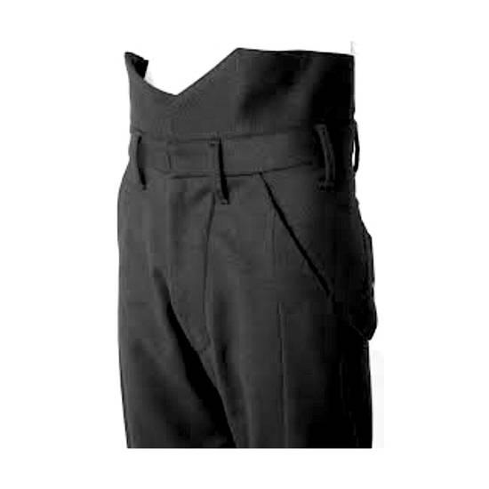 Julius Julius Cropped Military Wool Pants 597 PAM1 Sz.1 Size US 29 - 4