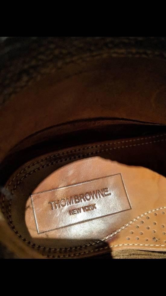 Thom Browne Wingtip Deck Boot Size US 9 / EU 42 - 4