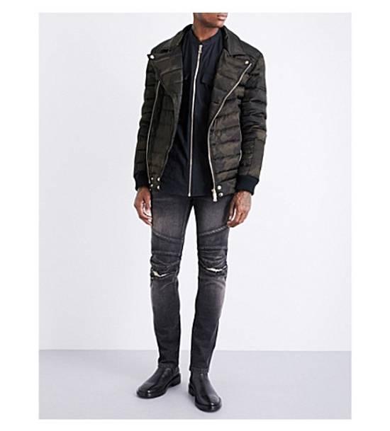 Balmain Camouflage-print shell-down puffer jacket Size US M / EU 48-50 / 2 - 2