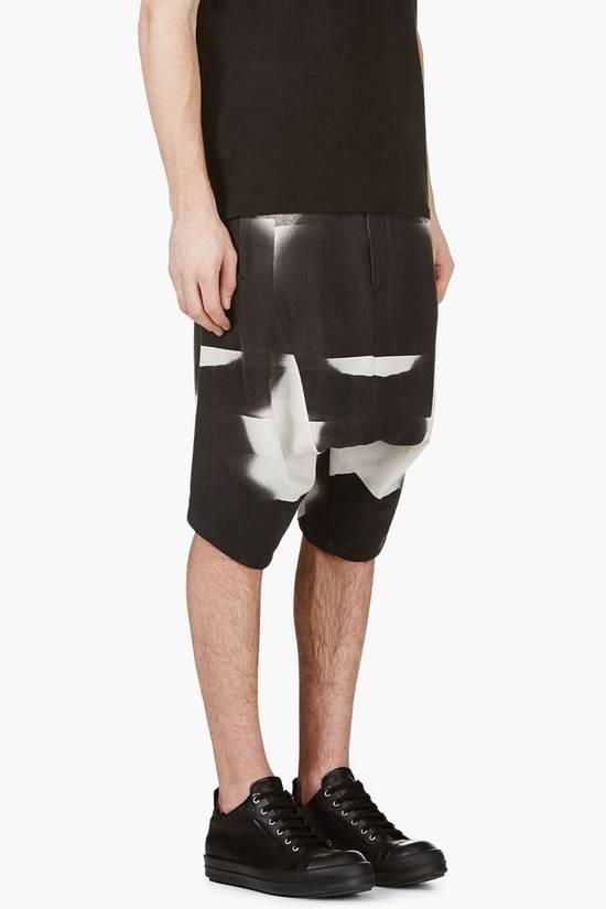 Julius BN w/o T Silk & Cotton Jersey Drop Crotch Shorts Size US 32 / EU 48 - 3
