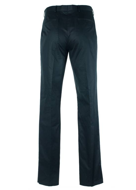 Givenchy Givenchy Men's Black 100% Cotton Trousers Size US 31 - 2