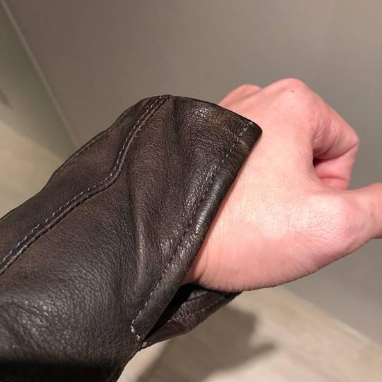 Julius Julius Goat Skin Leather Jacket Size US S / EU 44-46 / 1 - 17