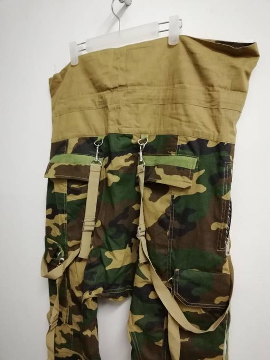 Balmain Balmain Paris Camouflage Resort Collection Low Crotchstyle Buttonfly size L (30-34 waist) with Adjustable Drawstring Size US 34 / EU 50 - 4