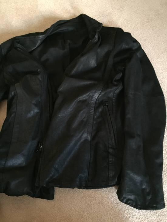 Julius JULIUS Lamb Leather Jacket Size 4 Size US L / EU 52-54 / 3 - 6