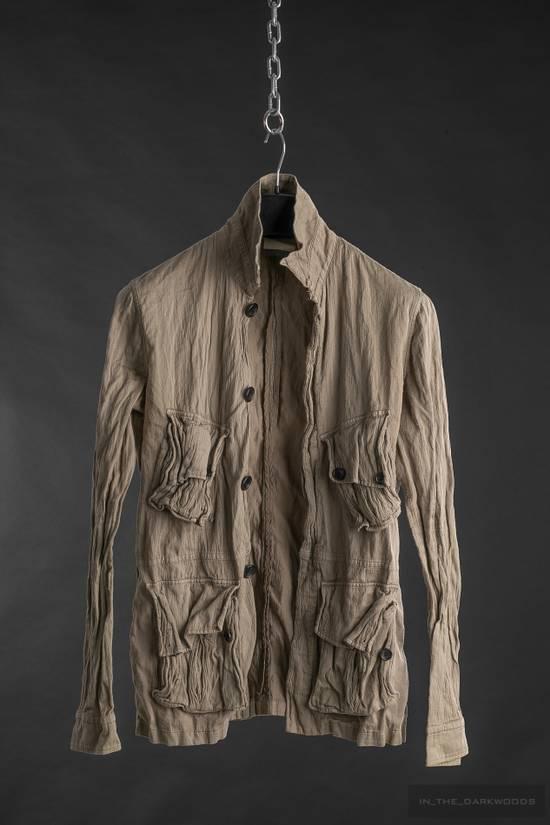 Julius wrinkled metal fiber jacket Size US S / EU 44-46 / 1