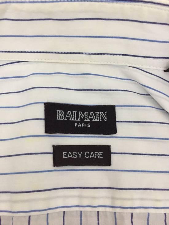 Balmain BALMAIN Long Sleeve Button Up Size US L / EU 52-54 / 3 - 7