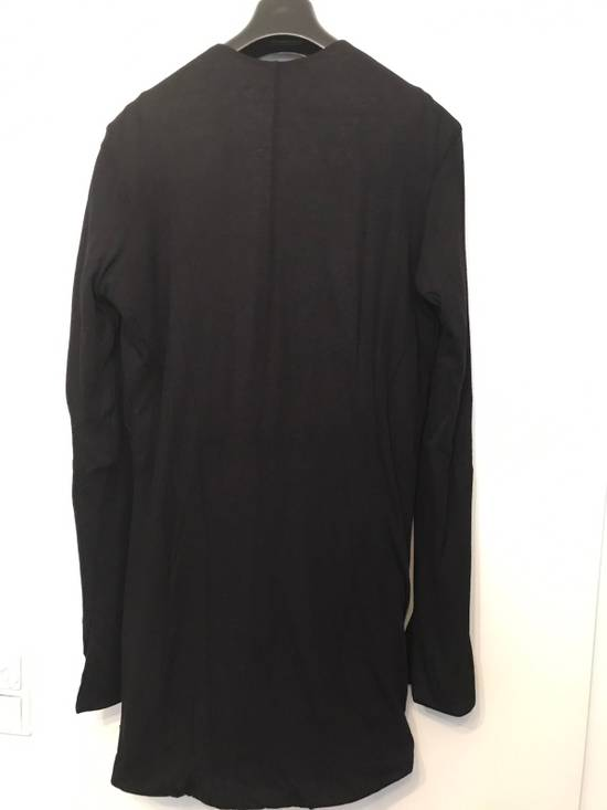 Julius Black Oversized Padded Long Sweater Size US M / EU 48-50 / 2 - 4
