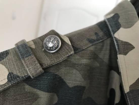 Balmain Military Camo Jacket . Size US M / EU 48-50 / 2 - 2
