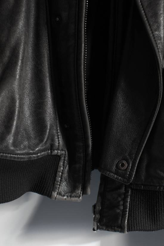 Givenchy Black leather jacket. Size US M / EU 48-50 / 2 - 7
